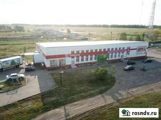 Продаётся ТЦ, 1334 кв.м., 70 сот., окупаемость 6 лет Омск