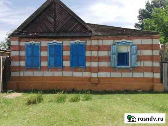 Дом 60 м² на участке 27 сот. Камызяк