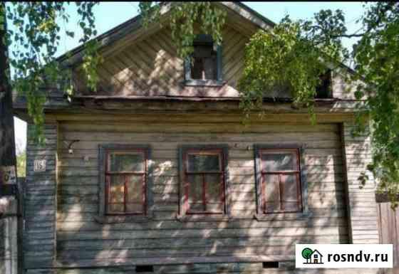 Дом 42 м² на участке 8 сот. Слободской