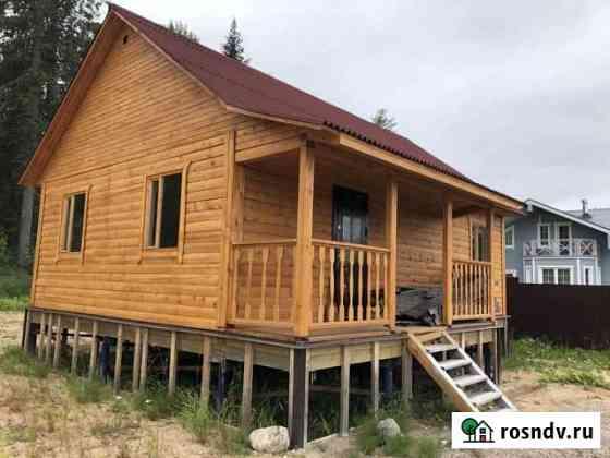 Дом 54.2 м² на участке 12 сот. Коммунары