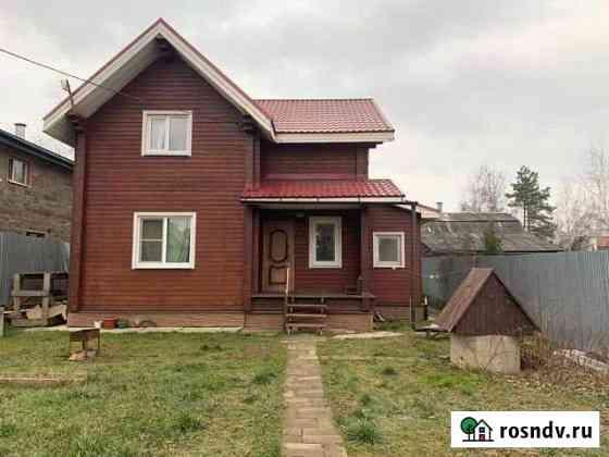 Дом 111 м² на участке 9 сот. Лесной Городок