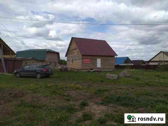 Дом 80 м² на участке 10 сот. Томск