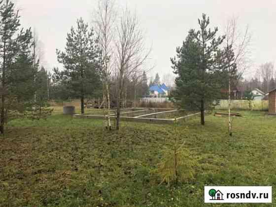 Дача 100 м² на участке 10 сот. Усть-Луга