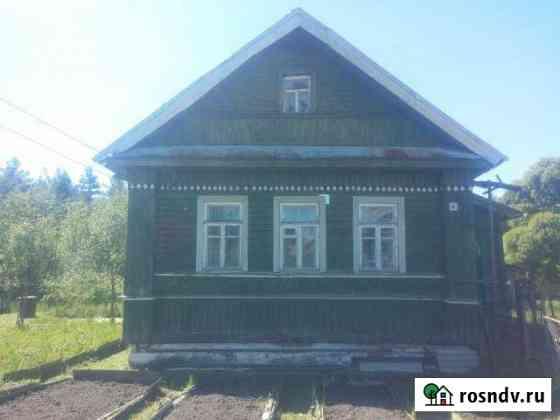 Дом 36 м² на участке 10 сот. Окуловка