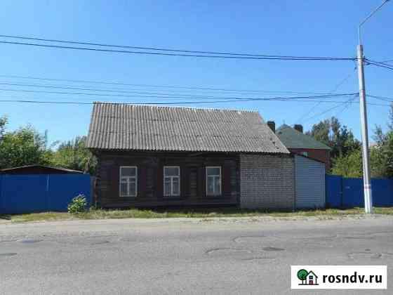 Дом 53.3 м² на участке 14.7 сот. Унеча