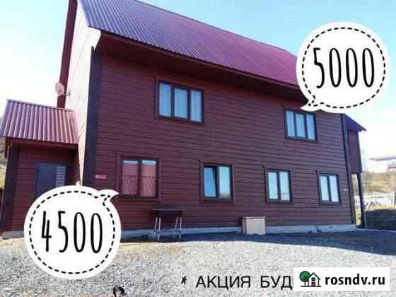 Дом 100 м² на участке 15 сот. Шерегеш