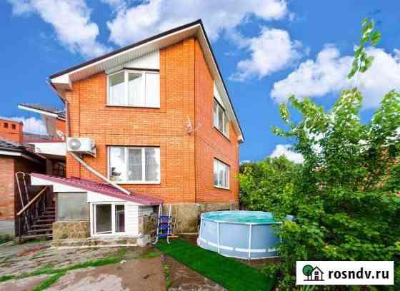 Дом 250 м² на участке 5 сот. Ростов-на-Дону