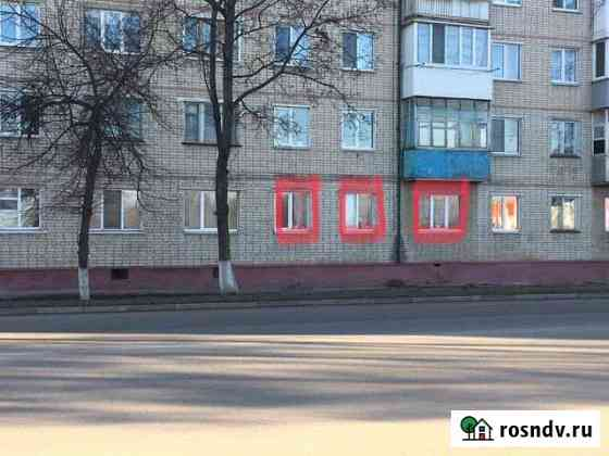 2-комнатная квартира, 43.6 м², 1/5 эт. Шебекино
