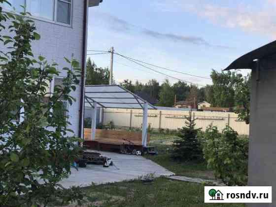Дом 198 м² на участке 12 сот. Воровского
