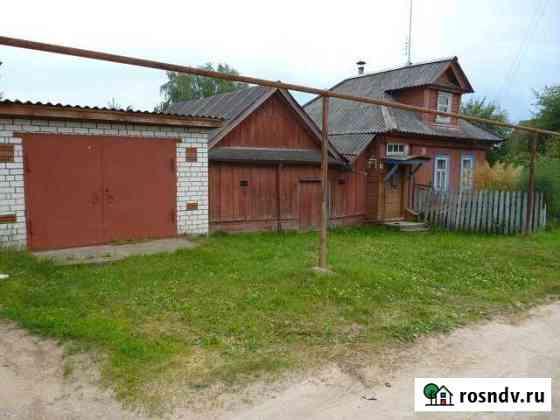 Дом 37.1 м² на участке 24 сот. Городец
