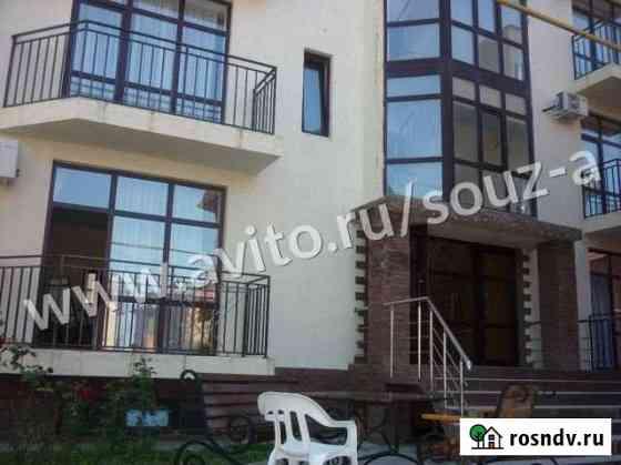 Гостиница + кирпичный жилой дом в Витязево Витязево