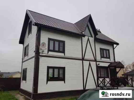 Дом 210 м² на участке 10 сот. Федоровское