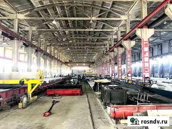 Продам производственный комплекс 12000 кв.м Рязань