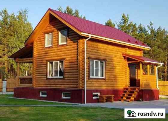 Дом 150 м² на участке 10 сот. Нижний Новгород