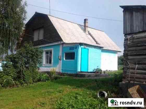 Дом 71 м² на участке 10 сот. Крапивинский