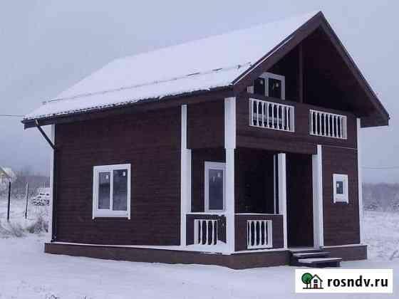 Дом 90 м² на участке 15 сот. Кондопога