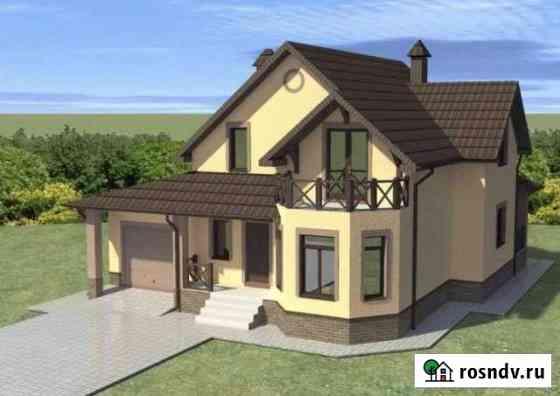 Дом 200 м² на участке 15 сот. Майский
