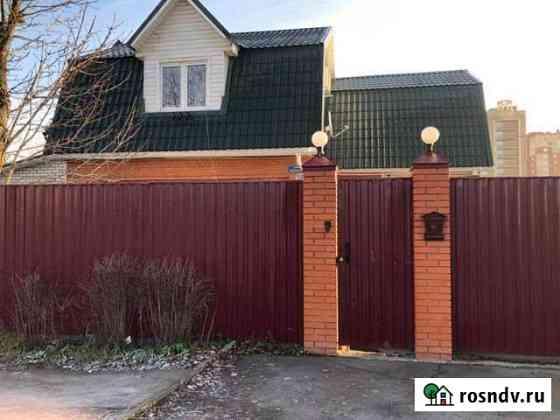 Дом 126.1 м² на участке 6.7 сот. Подольск