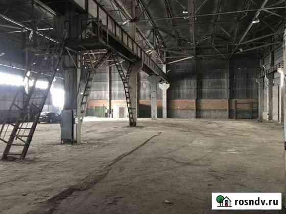 Производственно-складское помещение 6200 м2 Сургут