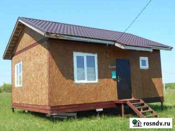 Дом 40 м² на участке 10 сот. Грабово