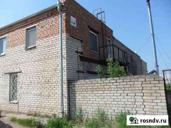 Офисное двухэтажное здание и холодный склад Псков