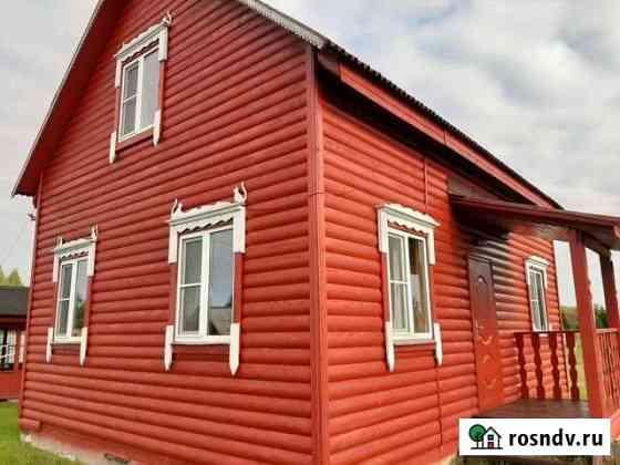 Коттедж 80 м² на участке 6 сот. Великий Новгород