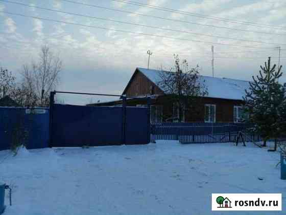 Дом 100 м² на участке 11 сот. Красноярка