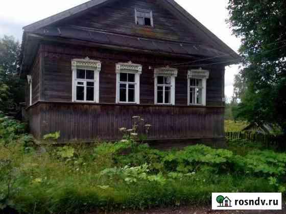 Дом 42 м² на участке 23 сот. Боровичи