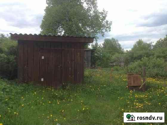 Дом 30 м² на участке 3 сот. Демянск