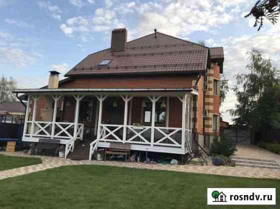 Коттедж 350 м² на участке 10 сот. Пермь