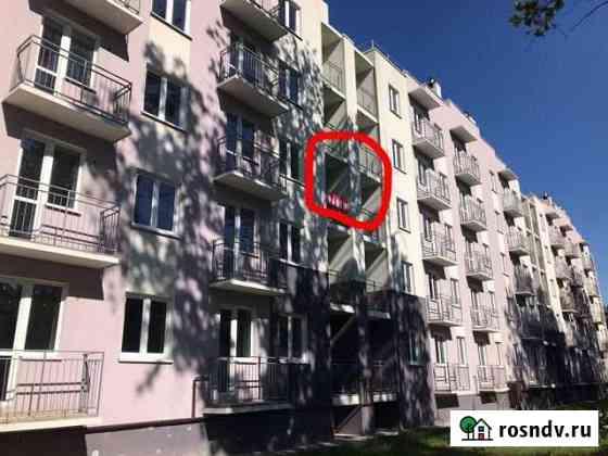 1-комнатная квартира, 28 м², 3/5 эт. Гурьевск