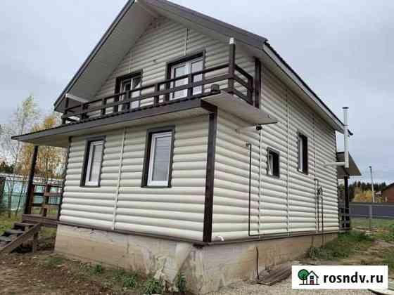 Дом 170 м² на участке 10 сот. ЛМС