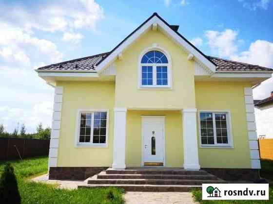 Дом 206 м² на участке 10.4 сот. Истра