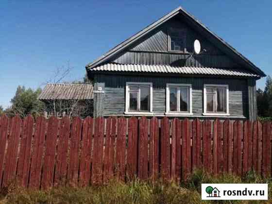 Дом 50 м² на участке 16 сот. Окуловка