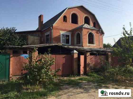 Дом 210 м² на участке 10 сот. Новокубанск