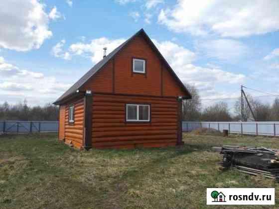 Дом 32 м² на участке 15 сот. Кириллов