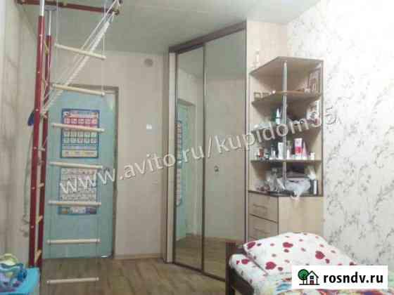 3-комнатная квартира, 60 м², 2/4 эт. Тоншалово