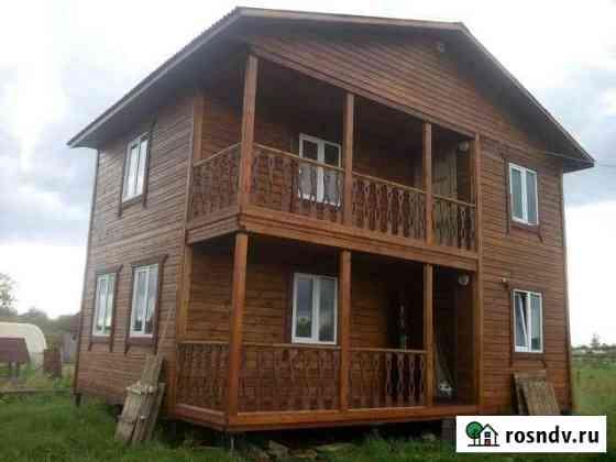 Дом 96 м² на участке 15 сот. Остров