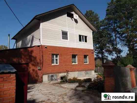 Коттедж 160 м² на участке 15 сот. Гурьевск