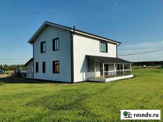 Дом 200 м² на участке 15 сот. Петергоф