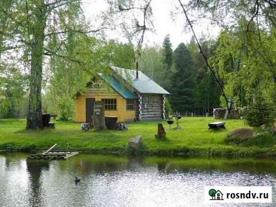 Дом 28 м² на участке 150 сот. Новосибирск