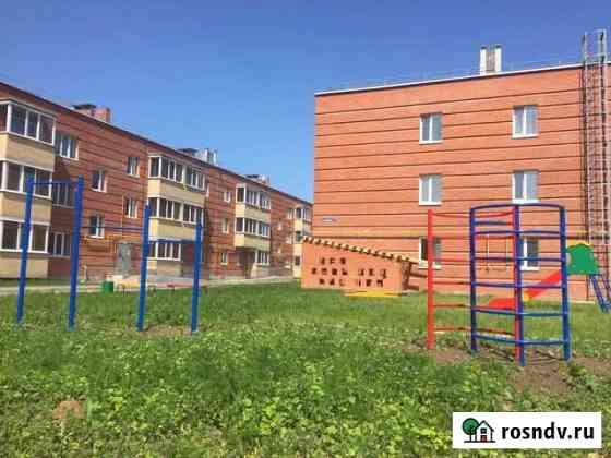 1-комнатная квартира, 36.7 м², 2/3 эт. Култаево