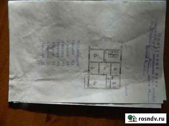 3-комнатная квартира, 65 м², 2/2 эт. Усть-Кут