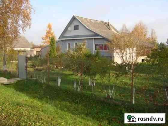 Дом 60 м² на участке 26 сот. Демянск