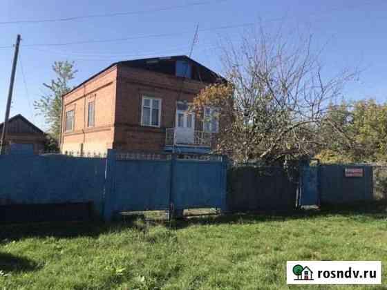 Дом 139 м² на участке 5.5 сот. Новокубанск