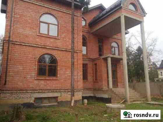 Дом 759 м² на участке 24 сот. Звенигород
