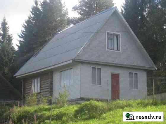 Дом 80 м² на участке 10 сот. Демянск