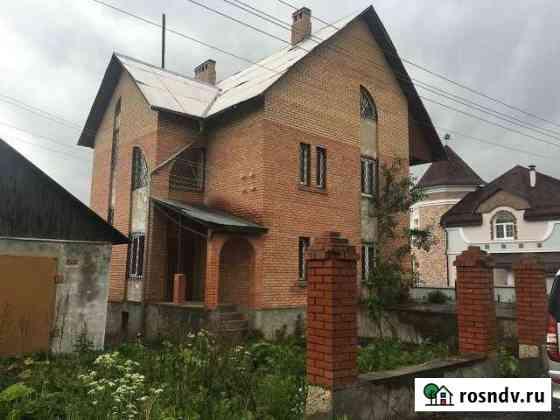 Дом 307 м² на участке 13 сот. Икша