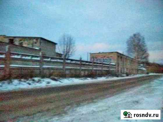 Производственная база, склад на ж/д, 3800 кв.м. Тихвин
