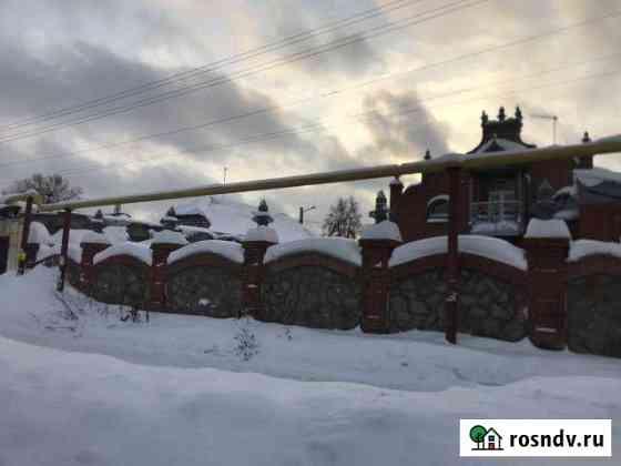 Коттедж 380 м² на участке 10 сот. Новосибирск